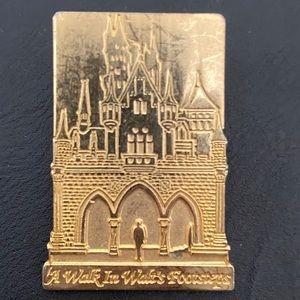 Disney's Walk In Walt's Footsteps Tour Pin 2005